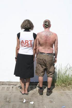ART GOES HEILIGENDAMM T-Shirt